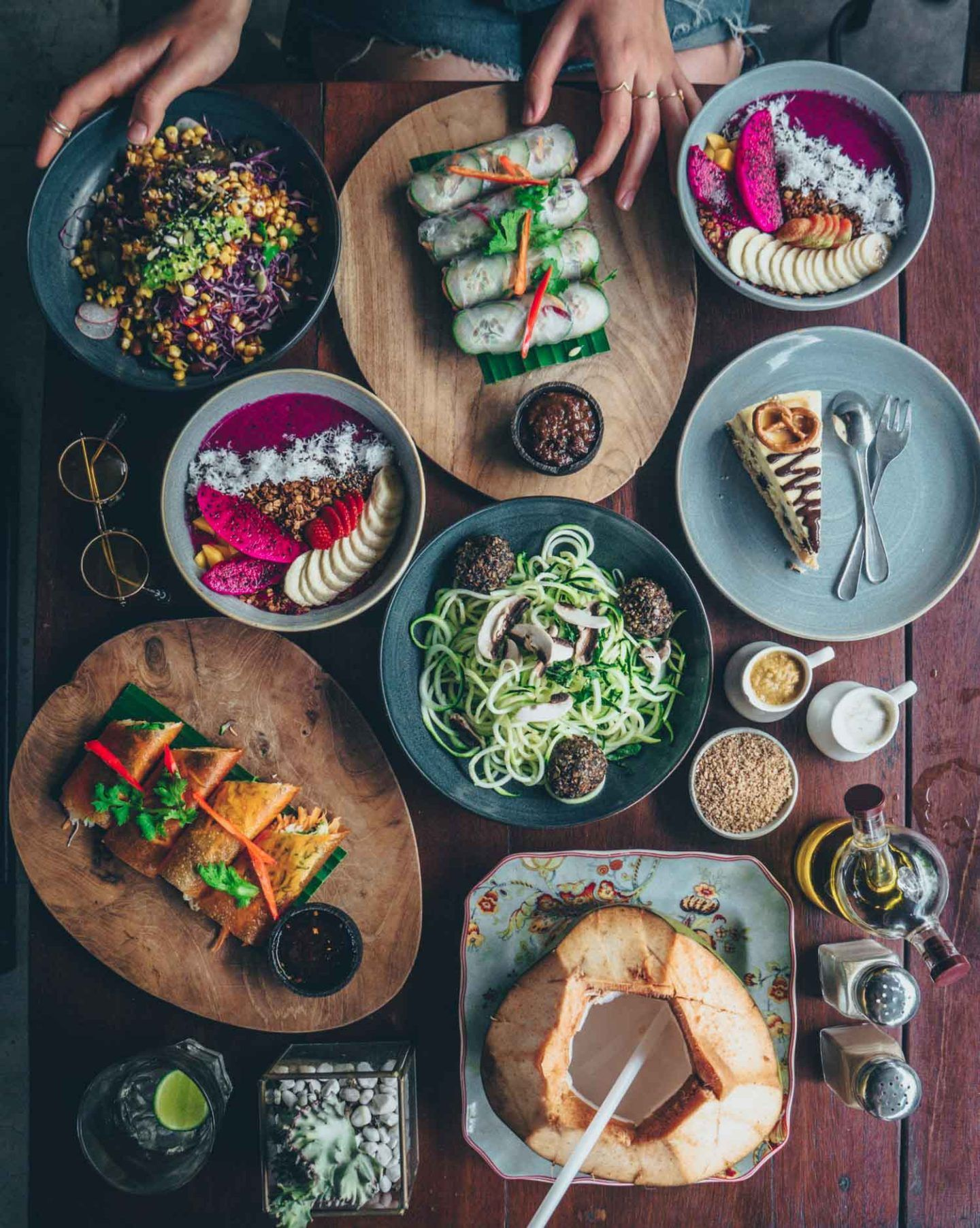Best Vegan Friendly Bali Restaurants For Perfect Instagram