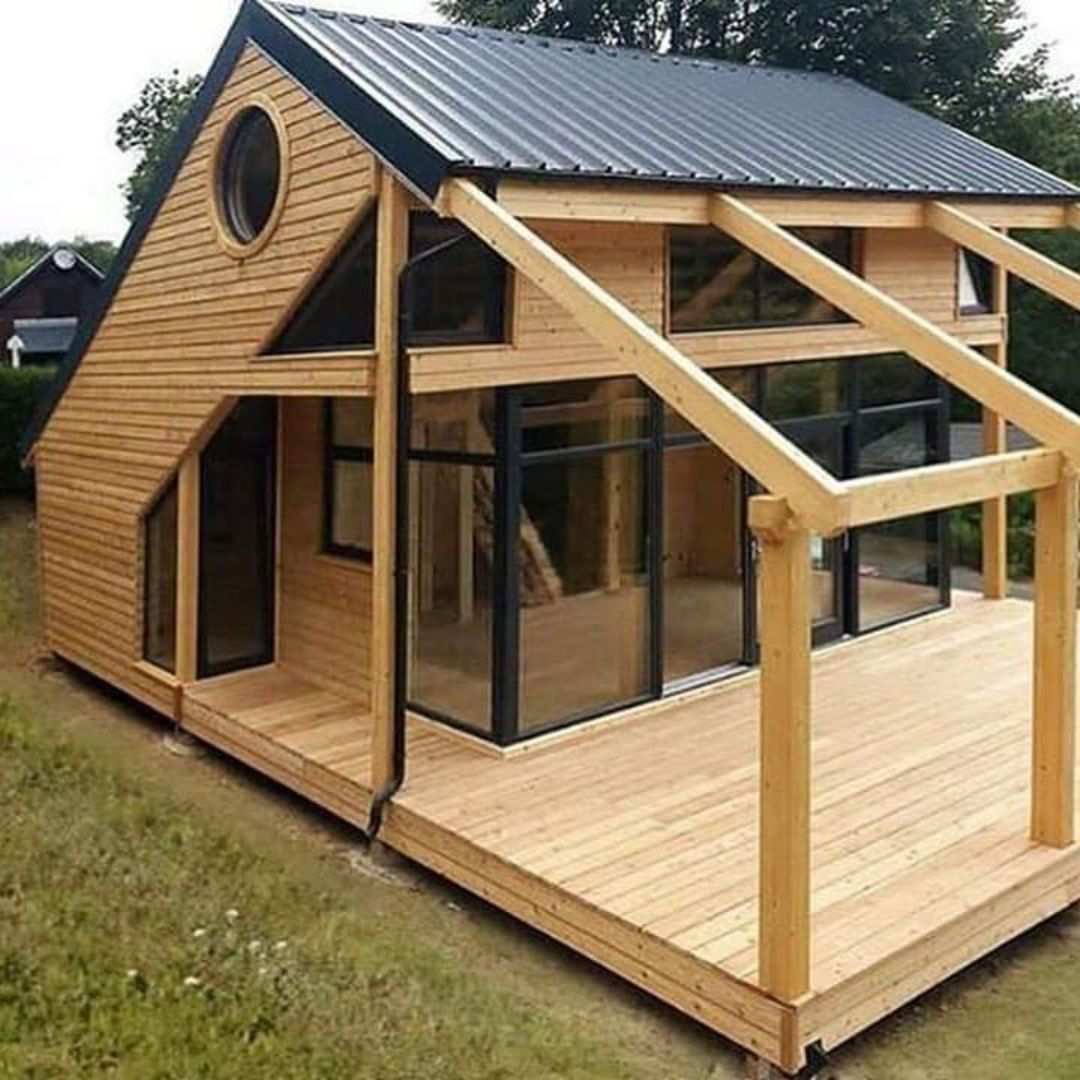 Brilliant Garden Room Design Do You Want This One Wood Furniture Plans House House Design