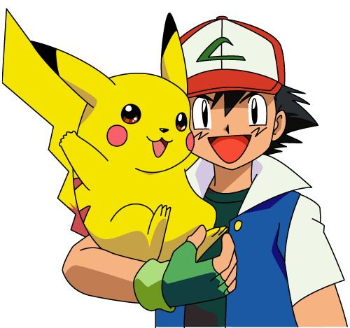 how to get ash pikachu