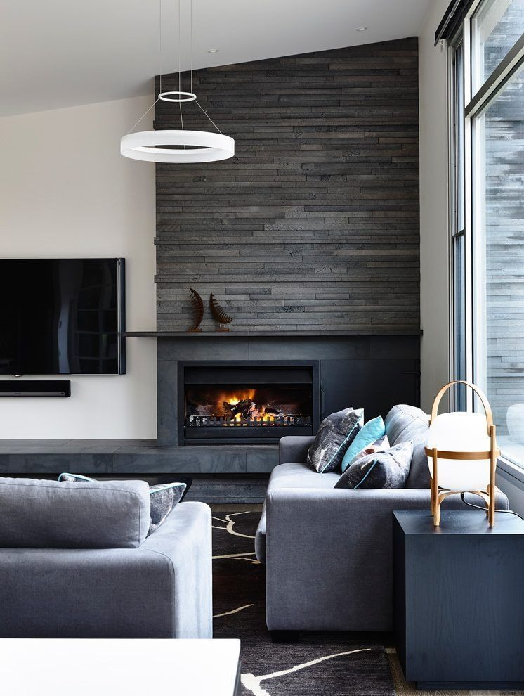 45 cool electric fireplace designs ideas for living room room rh pinterest com