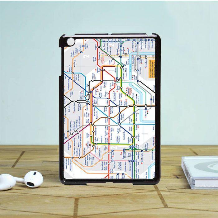 London Tube Map iPad Mini 2 Case