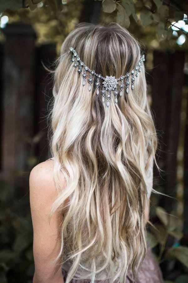 Miradas ganadoras con peinados sencillos boda Imagen de cortes de pelo tutoriales - Peinados fáciles para bodas que puedes hacer tú misma ...