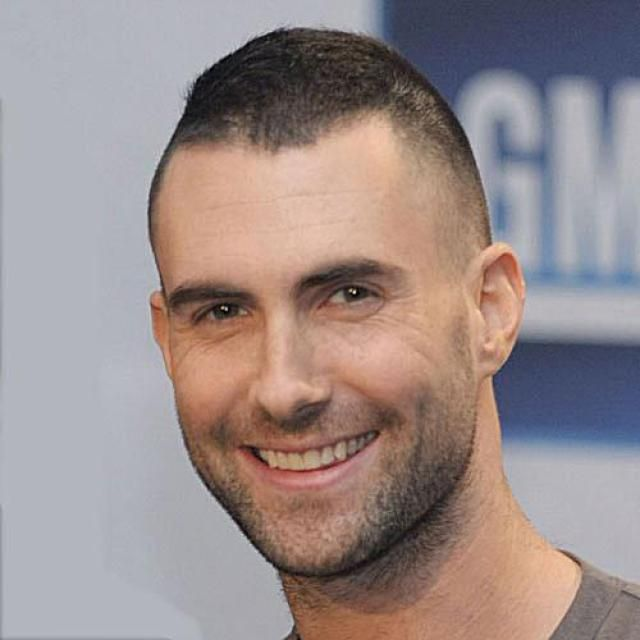 Men\u0027s Haircuts on Adam Levine of Maroon 5