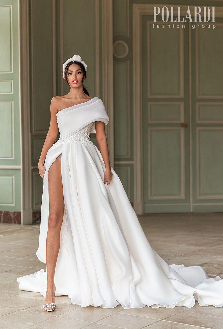 Pollardi Wedding Dresses Royalty Bridal Collection Wedding Inspirasi Elegant White Prom Dresses Cocktail Dress Wedding Custom Bridal Dress [ 1326 x 900 Pixel ]