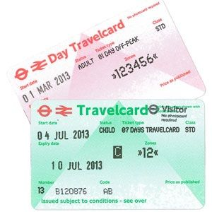 London Travel Card 9 Unlimited Travel The Travelcard Gives You