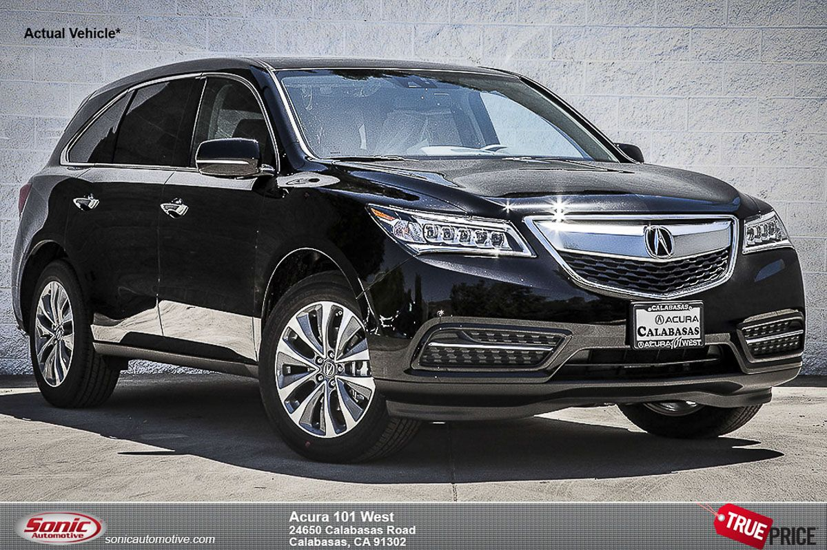 2015 Acura Mdx With Technology Package Crystal Black Pearl 100503976897955225 Jpg 1200 799 Acura Mdx Technology Package Acura
