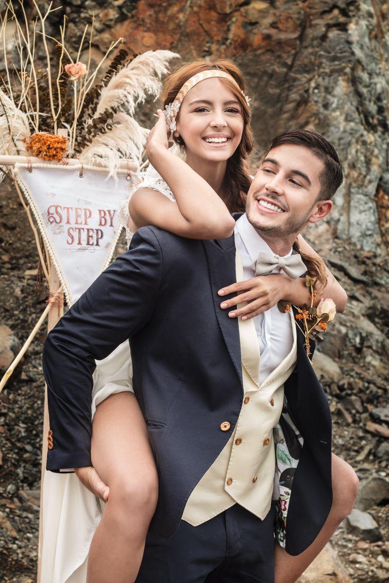 Diseñamos trajes de novios a la medida de sus sueños. #Bodas #Matrimonios #TrajesDeNovio #Wedding #Groom