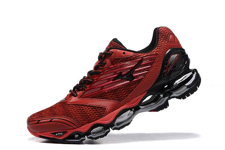 Mizuno Wave Prophecy 5 Red Mens Shoes Air Max Sneakers Shoes Sneakers Nike