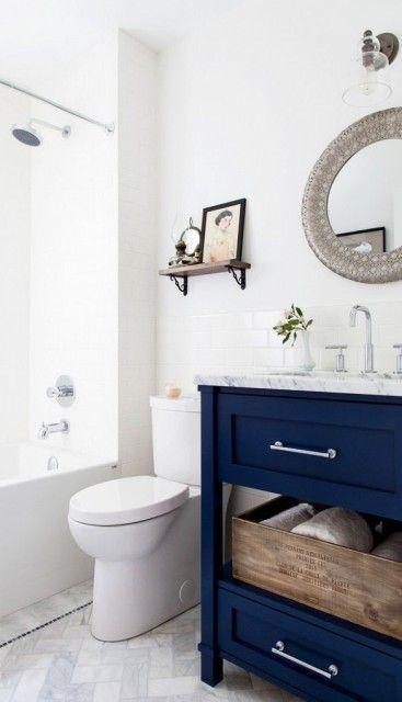 Vedett Furdoszoba Felujitasok Blue Bathroom Vanity Blue Bathroom Small Bathroom Plans