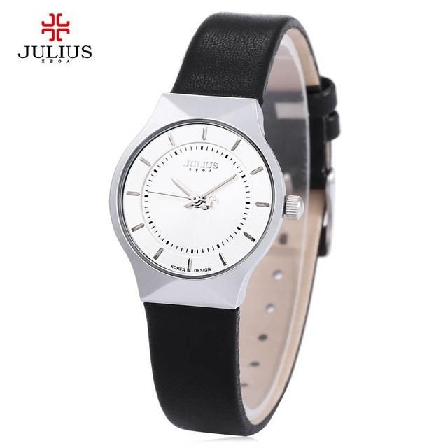 b882832c35a Julius Women Watches Top Famous Brand Luxury Casual Quartz Watch Female  Ladies Watch Ultra Thin Wristwatches