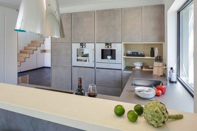 kchen halbinselform - home design, Hause deko