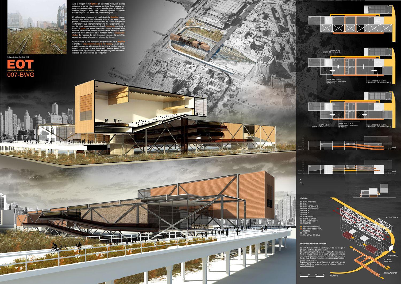Laminas concurso arquitectura buscar con google for Arquitectura y diseno de hoteles