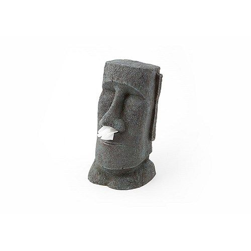 Big Moai Tissuedispenser