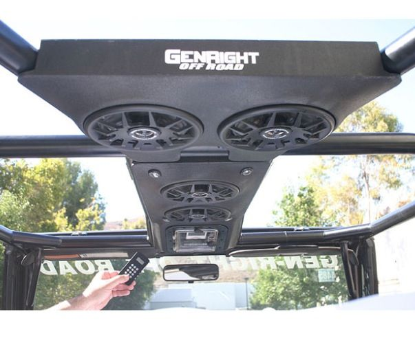 Jeep Sound Bar Speakers Jeep Accessories Jeep Wrangler