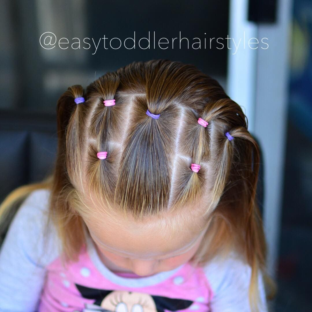 Toddler Hairstyle For Girls Kids Hairstyles Toddler Hairstyles Girl Baby Girl Hairstyles