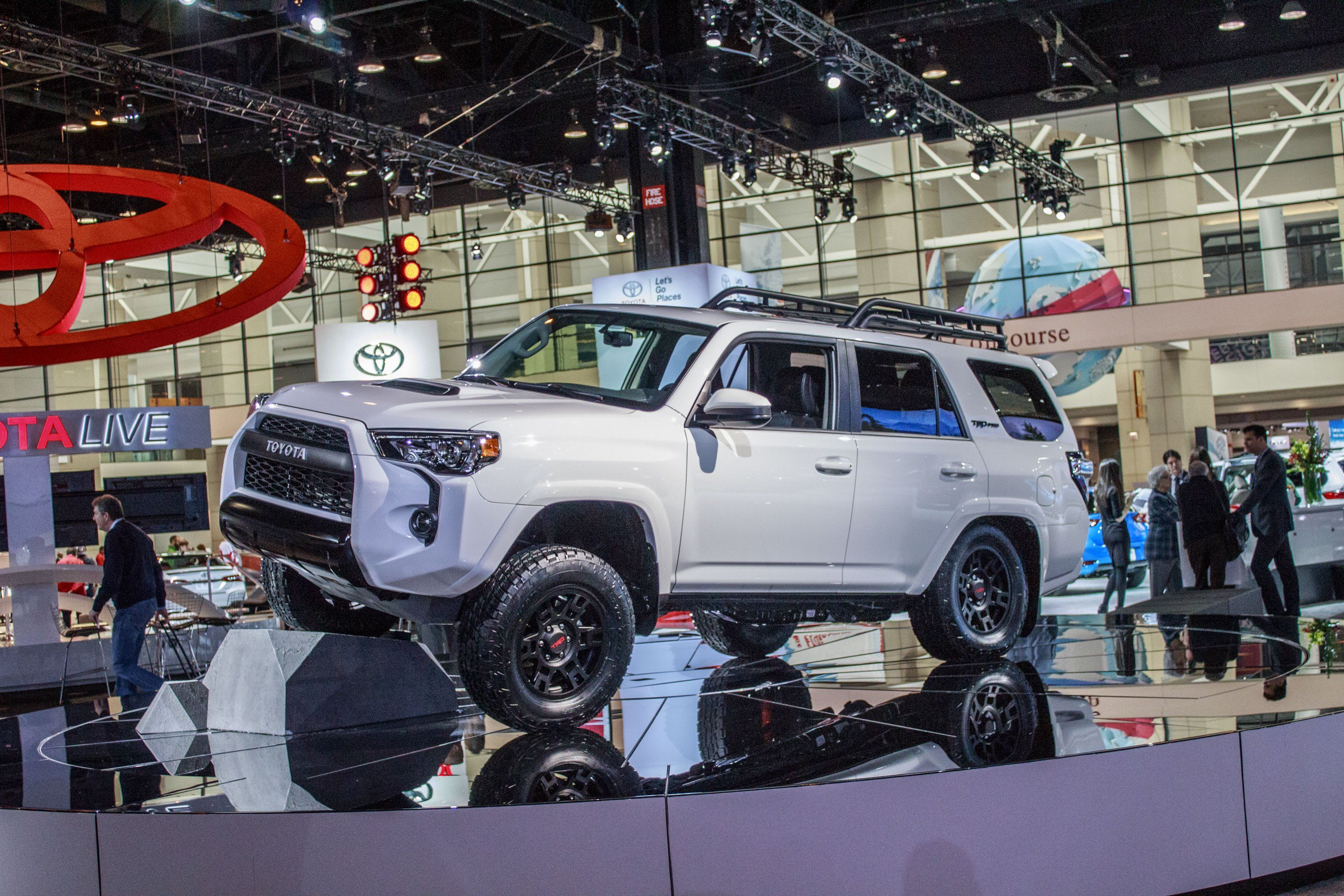 2019 toyota 4runner trail edition price and release date review rh pinterest com