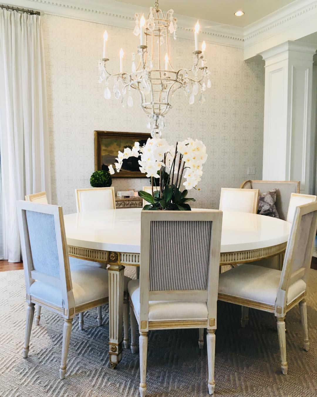 One Of My Favorite Dining Rooms Houston Texas Home Is For Sale