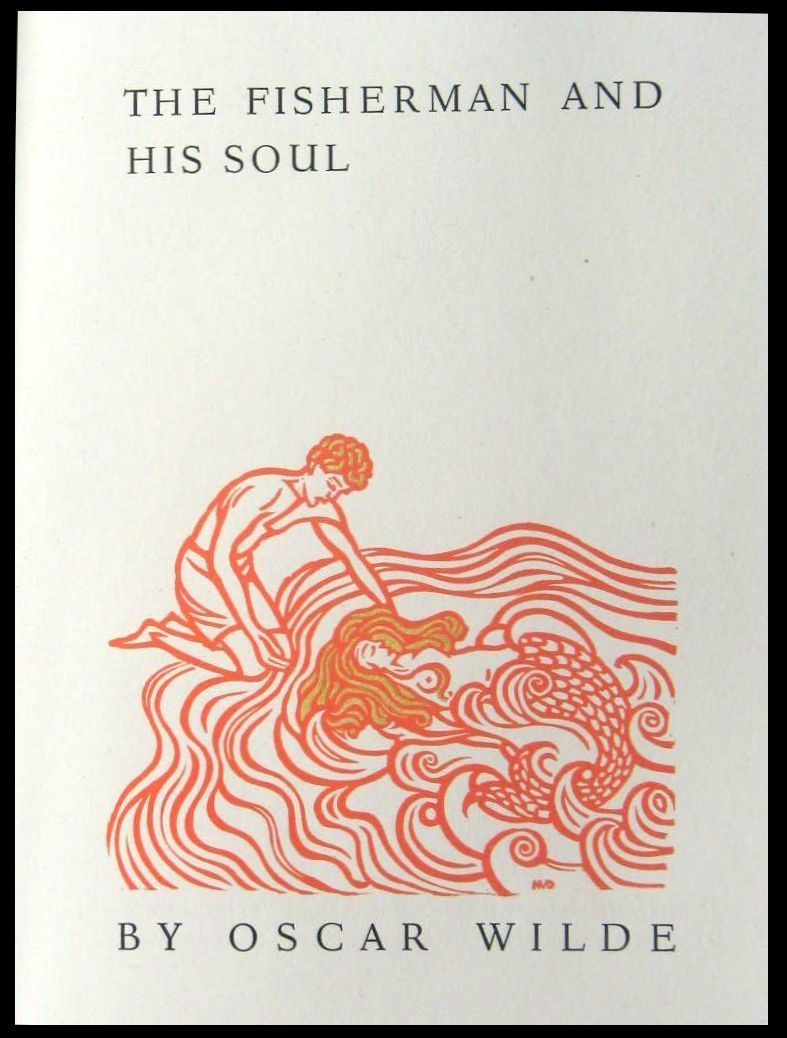 The fisherman and his soul скачать книгу