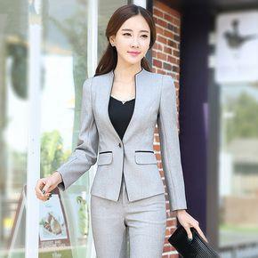 ad8f9e341 trajes sastres para dama modernos color gris - Buscar con Google ...