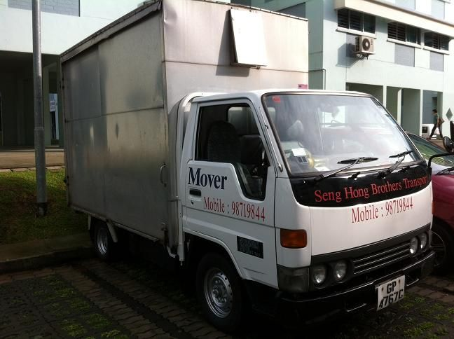 Seng Hong Brothers Transport Establish In 2007 We Provide Cheap House And Office Movers Services In Singapore Services Incl Office Movers House Movers Movers