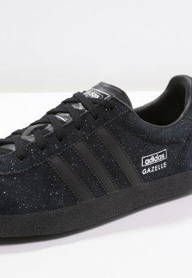 bestil adidas Originals GAZELLE - Sneakers - core black/silver metallic til kr 559,00 (18-03-16). Køb hos Zalando og få gratis levering.