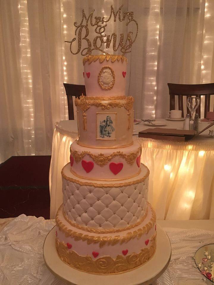 Alice In Wonderland Cake Alice In Wonderland Cakes Cake