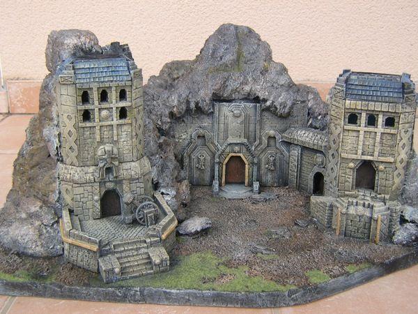 Cit 233 Naine Miniatures Wargaming Terrain Game Terrain