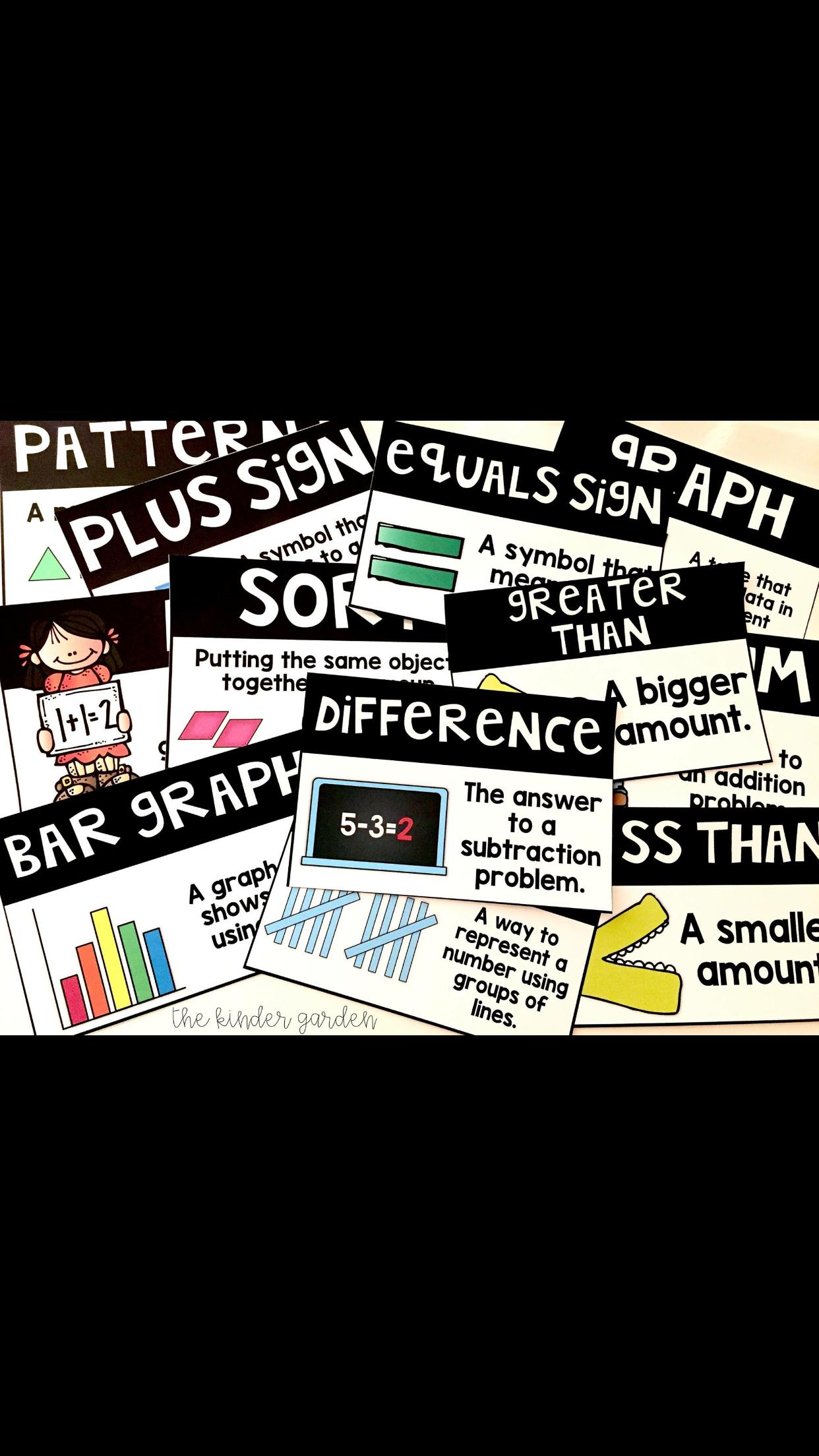 Pin by Takia Harris on Elementary math | Pinterest | Math and ...