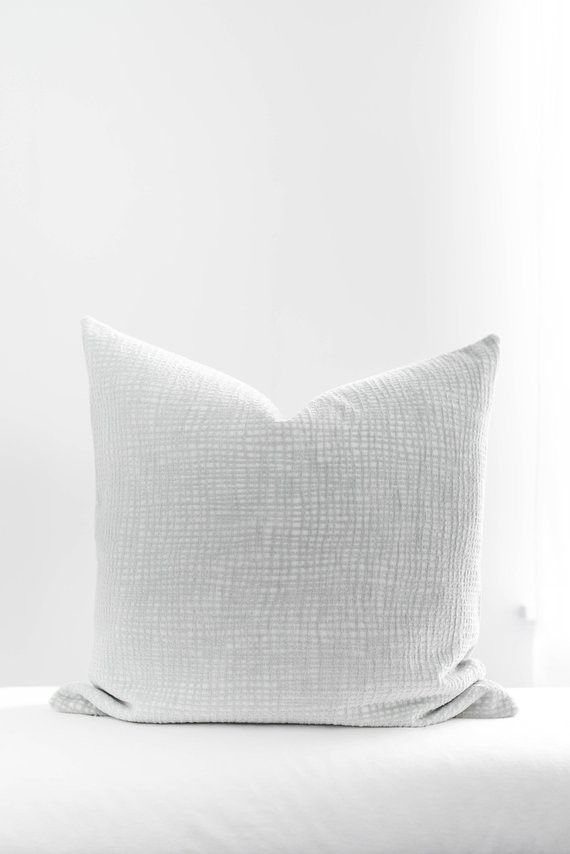 designer grey pillow taupe grey brown geometric ogee pillow cover rh pinterest com