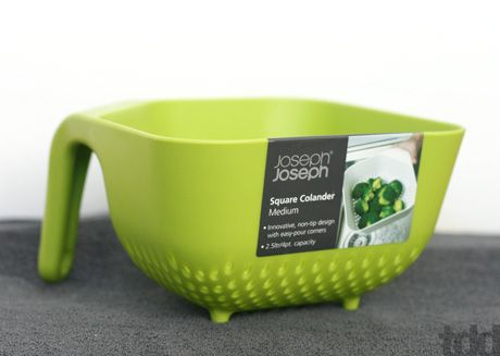 joseph joseph square colander kitchen and dining joseph joseph rh pinterest com