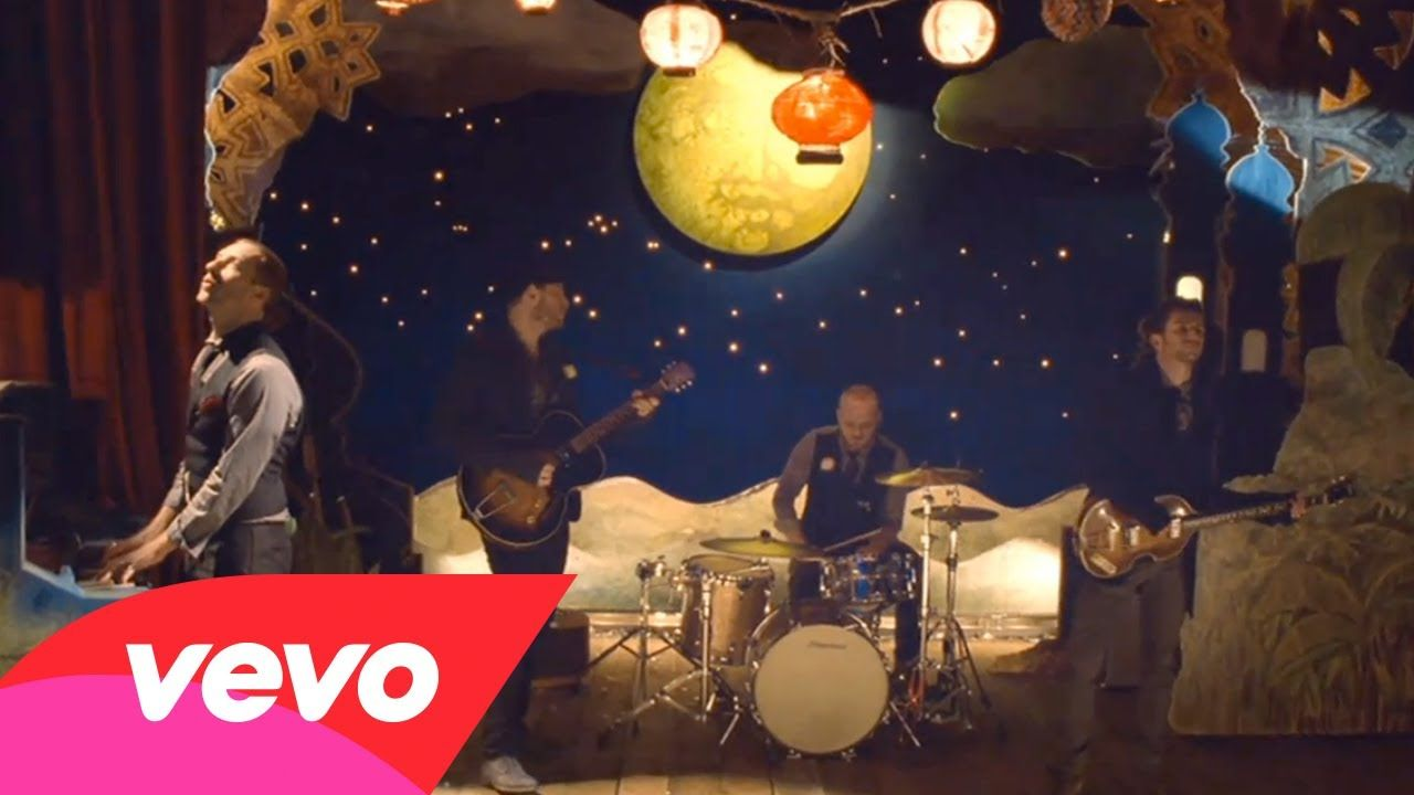 Coldplay Christmas Lights A Great Song For All Year But Esp Now Xmas Music Holiday Music Christmas Music