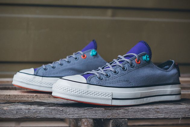 c57c0c94ecc Wow where on earth can I buy these in HK!  - Polartec x Converse Chuck  Taylor All Star 1970 5