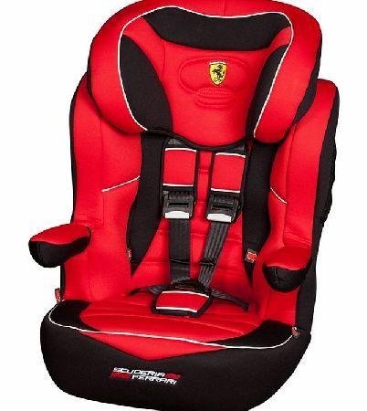 Nania Imax SP Car Seat Ferrari Red No description //www ...