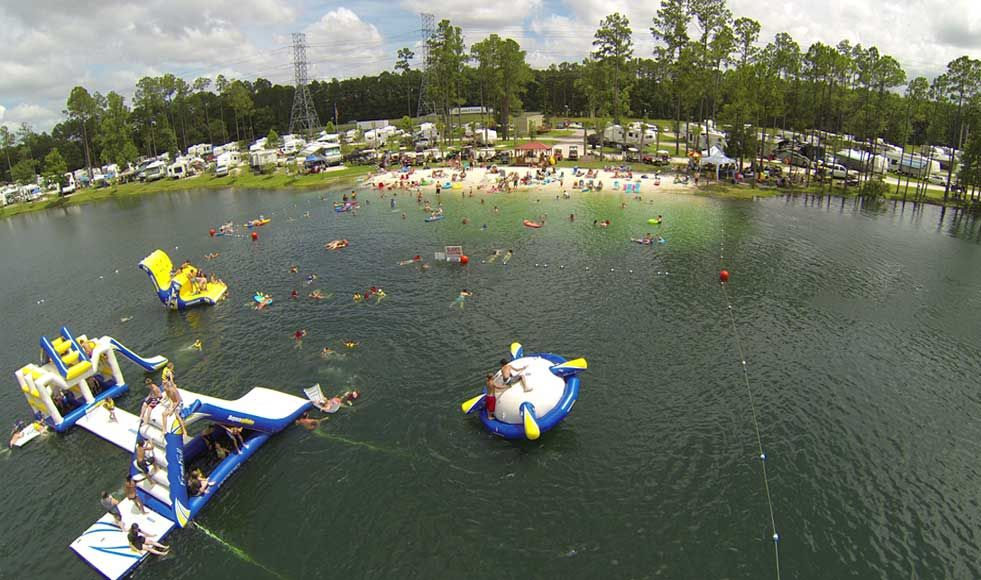 Flamingo Lake Rated Best Rv Park In Florida Rv Parks In Florida Best Rv Parks Camping In Ohio