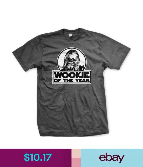 Wookie Of The Year Star Wars Chewbacca Funny Humor Jedi Empire Meme Mens T Shirt Chewbacca Funny Mens Tshirts Star Wars Chewbacca