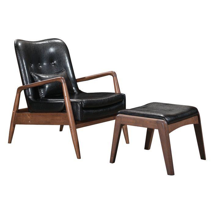 marlowe lounge chair cb lr chair ottoman set chair ottoman chair rh pinterest com