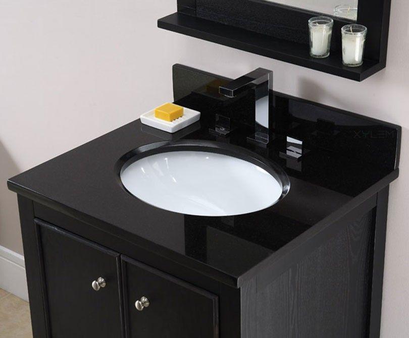 49 granite vanity tops with undermount sink bathroom vanity units rh pinterest com
