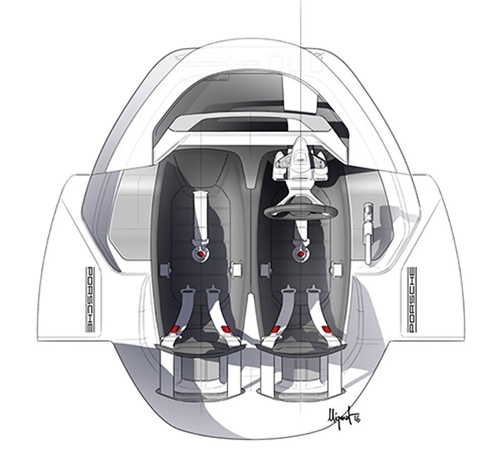 Recreating an Icon: The Porsche 908/4 – Form Trends
