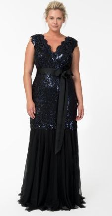 20 Plus-Size Evening Gowns for Your Next Black-Tie Event | Latinas ...