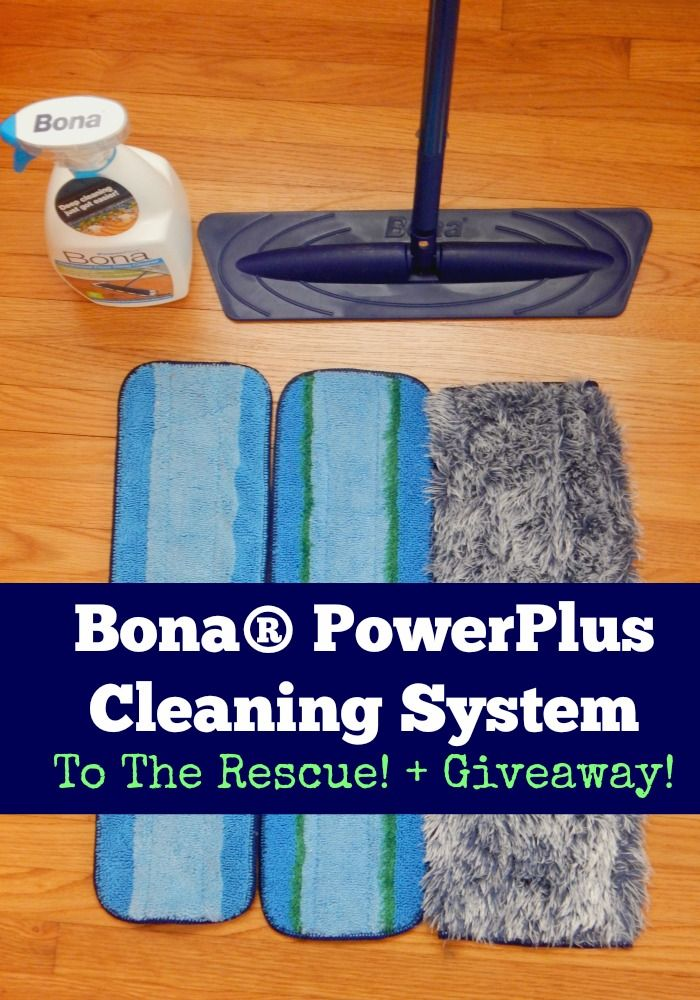 Bona Powerplus Cleaning System To The Rescue Giveaway Cleaning Diy Cleaning Solution Blog Giveaways