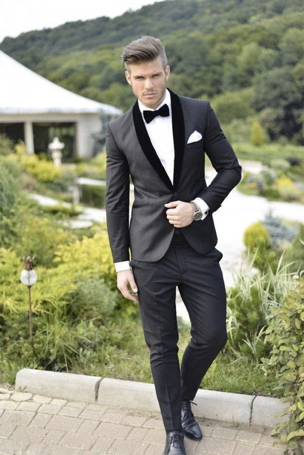 Man candy 12 hot grooms being totally adorable at their