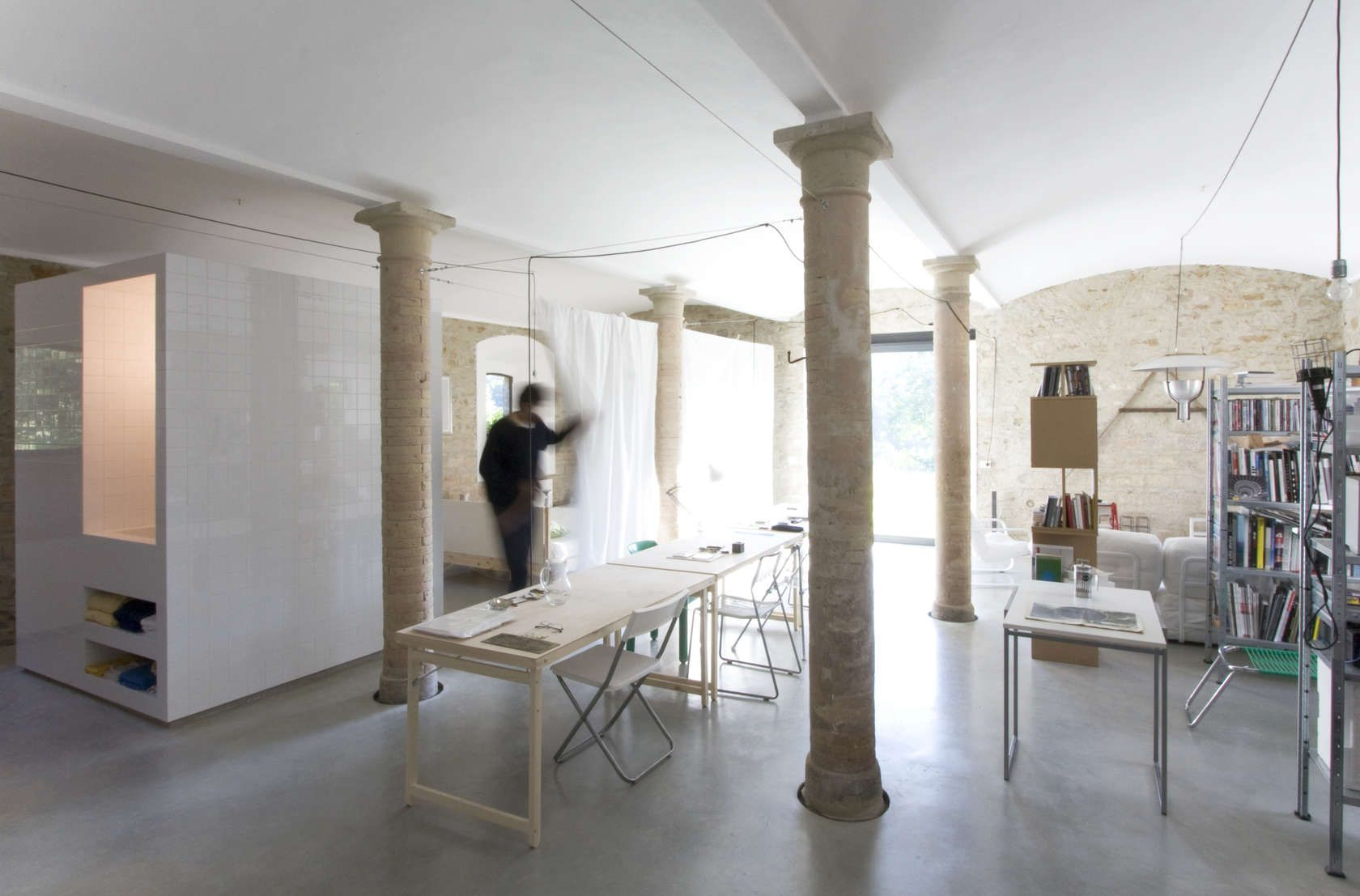 Architecture Inside Out An Italian Stable Is