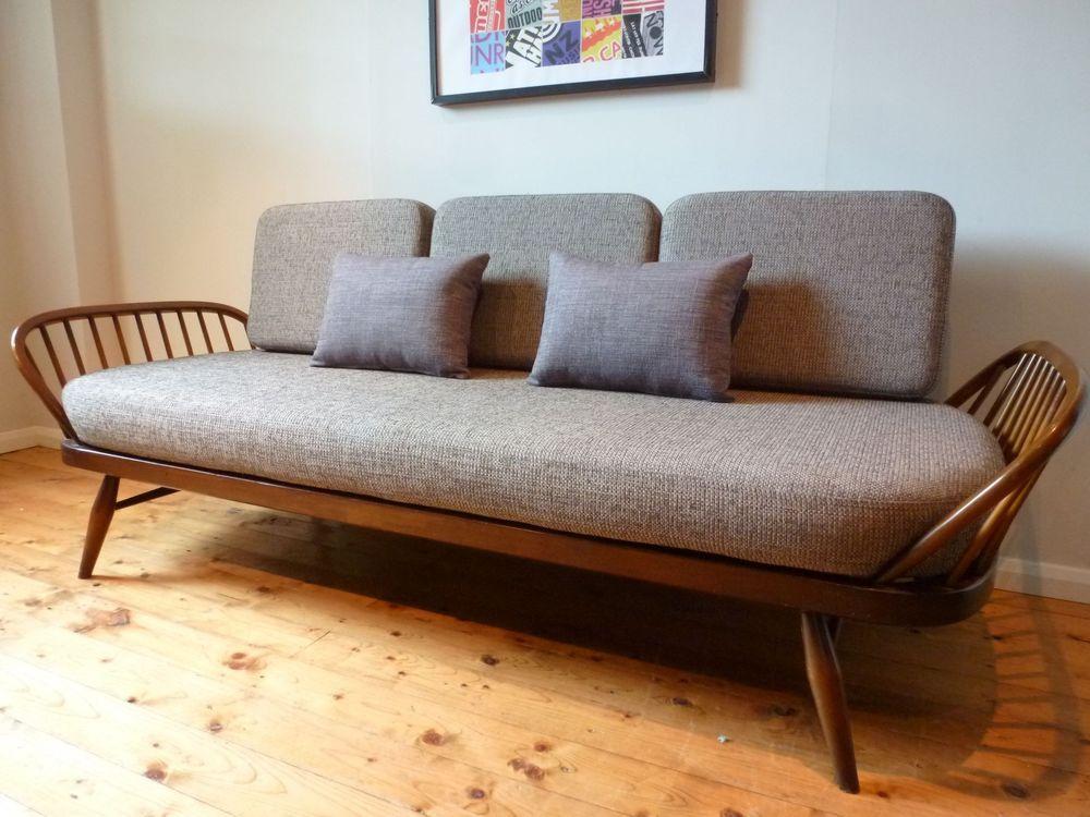 Ercol Windsor Studio Couch Ercol Furniture Ercol Sofa Daybed Sofa