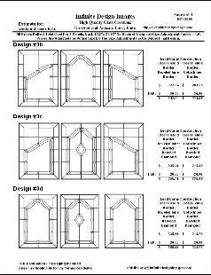 Cabinet Door Panels