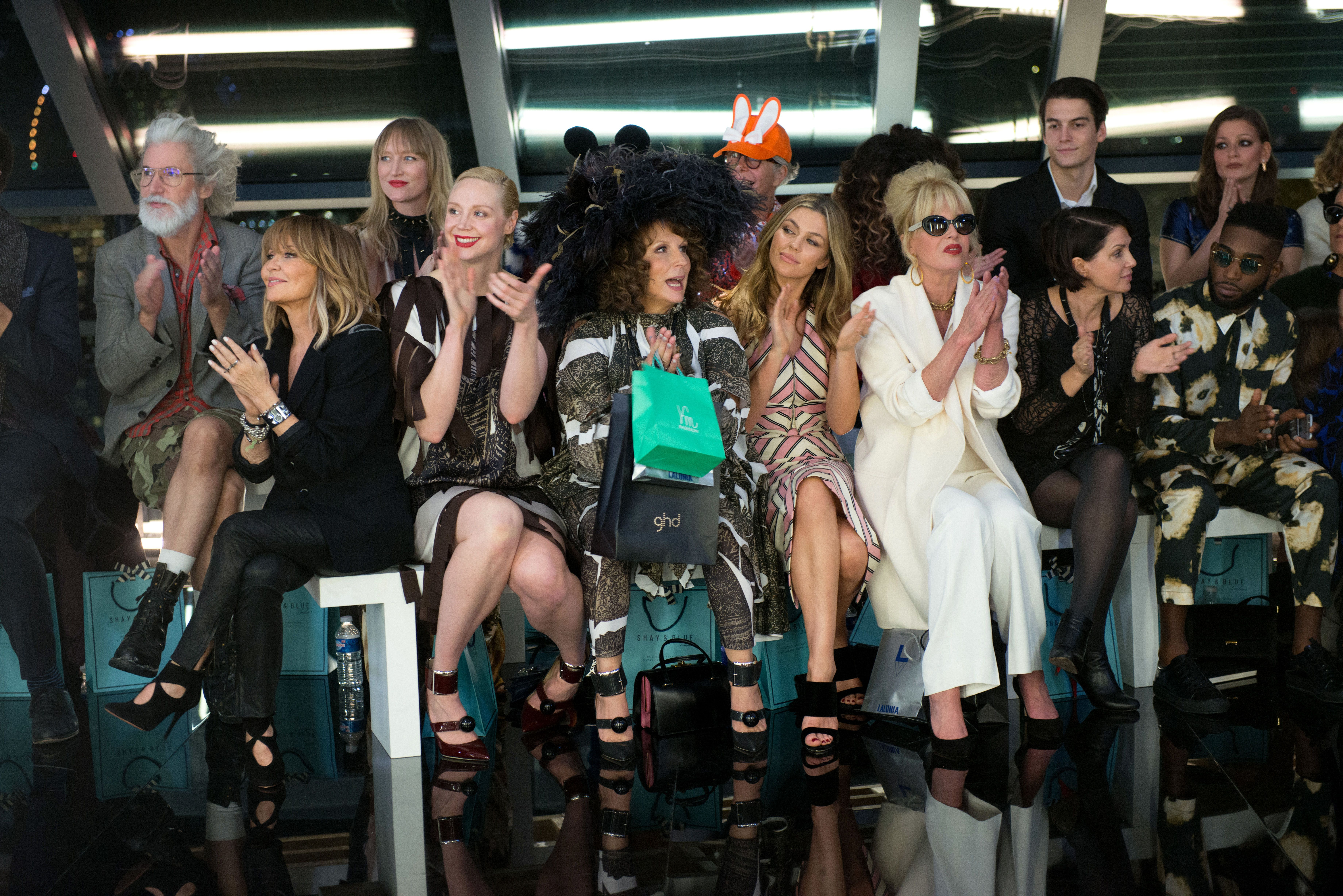How The Absolutely Fabulous The Movie Costume Designer Found