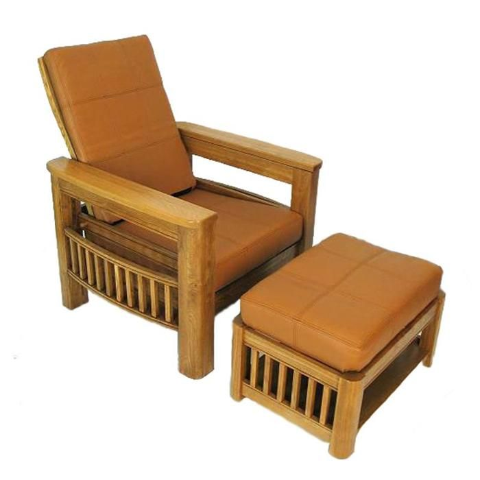 copenhagen chair and ottoman in oak nebraska furniture mart lone rh ar pinterest com