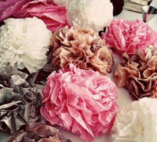 40+ coffee filter crafts for kids and adults, including ideas for making flowers...
