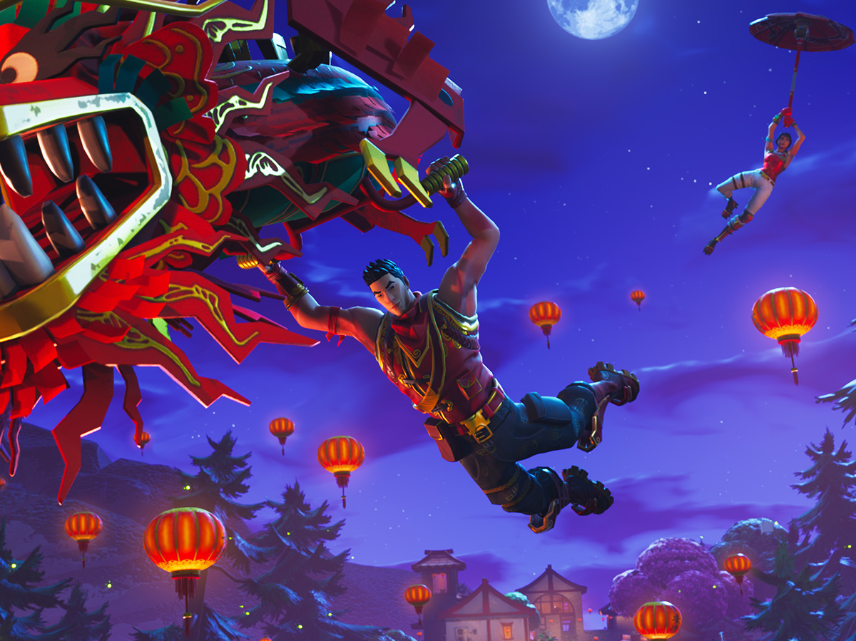 Fortnite Chinese New Year Event May Be Exclusive To Chinese Players New Reports Suggest That The Upcoming Chinese New Year Eve Fortnite Epic Games Battle Star