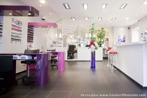 Vesna nail bar beauty manucure essie paris another day another dollar pinterest nail - Paris hair and nail salon ...