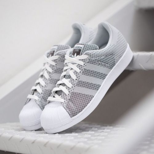 Adidas Superstar Weave Pack Grey